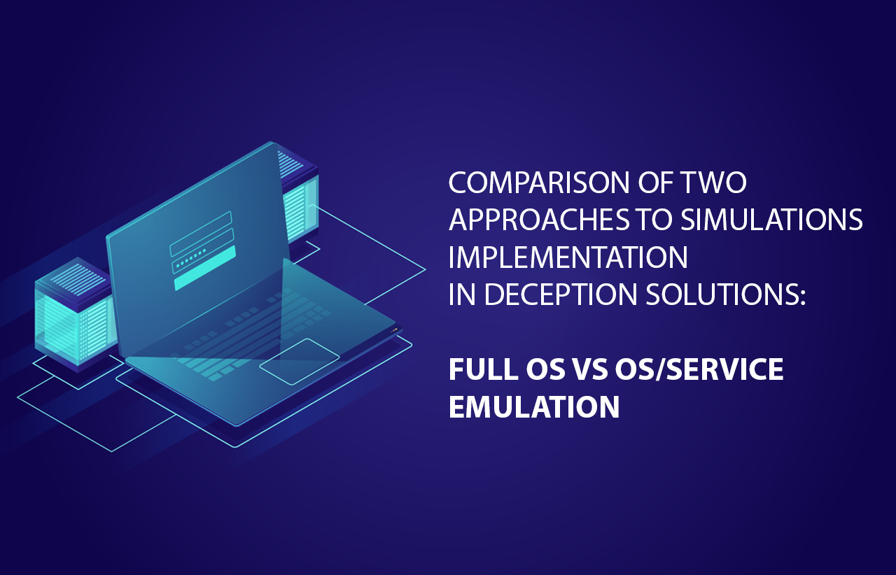 Full OS vs OS/Service emulation